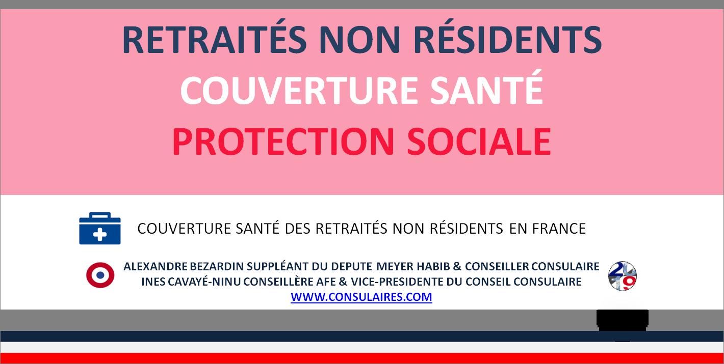 Depuis le 1er juillet 2019, une disposition du Projet de loi de Financement de la sécurité sociale (PLFSS 2019) est entrée en vigueur en durcissant les conditions dans lesquelles les retraités résidant hors d'Europe peuvent se faire rembourser leur frais de santé s'ils se font soigner en France.   Jusqu'à présent, il suffisait […]